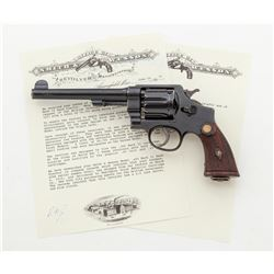 English Proofed S& W 2nd Model Hand Ejector Revolver