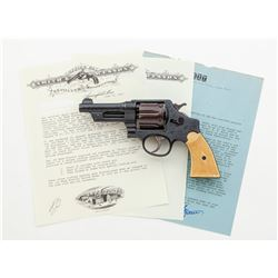 S& W 1st Model Hand Ejector Double Action Revolver