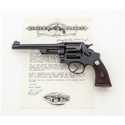 S& W 3rd Model Wolf  Klar Model 1926 Revolver