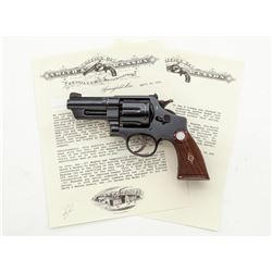 Pre-War S& W Non-Registered Magnum Revolver