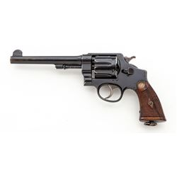 Royal Flying Corp S& W Hand Ejector Revolver