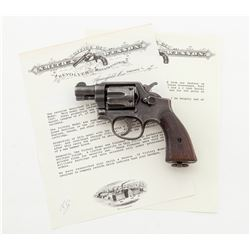 S& W Victory Model Double Action Revolver