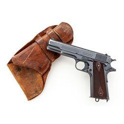 Early Colt Gov't Model Semi-Auto Pistol