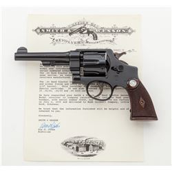 S& W 2nd Model Hand Ejector Double Action Revolver