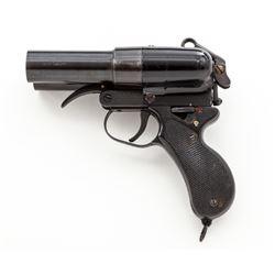 Japanese Type 90 Flare Pistol