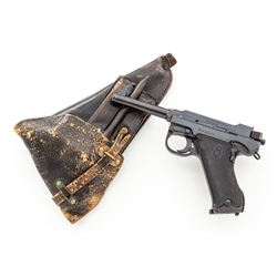 Lahti Model 40 Semi-Automatic Pistol