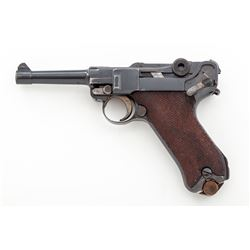 1923 Stoeger Three-Line American Eagle Luger