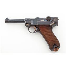 Pre-WWI Era P.08 Luger