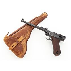 WWI German Artillery Luger