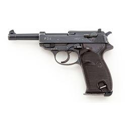 WWII Era P.38 Semi-Auto Pistol, by Spreewerk