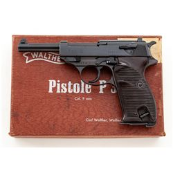 WWII Walther P.38 (ac/43) Semi-Auto Pistol