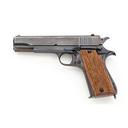 British Issued Ballister-Molina Semi-Auto Pistol