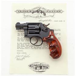 S& W Pre-Model 10 Double Action Revolver
