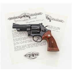 S& W Pre-Model 28 Double Action Revolver