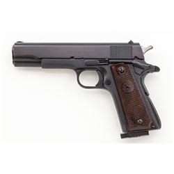 Colt Pre-Series 70 .38 Super Semi-Auto Pistol