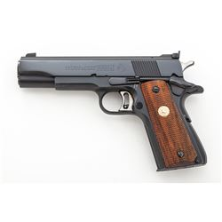 Colt Mid-Range National Match Semi-Auto Pistol
