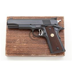 Colt Pre-Series 70 National Match Semi-Auto Pistol