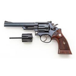 S& W Model 53 Double Action Revolver