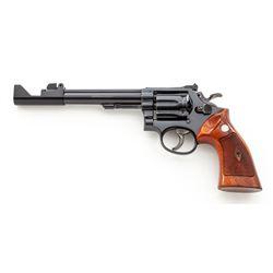 S& W Model 14-2 K-38 Target Masterpiece Revolver