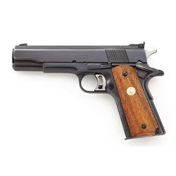 Colt Pre-Series 70 Nat'l Match Semi-Auto Pistol