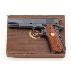 Colt MK IV Series 70 Super 38 Semi-Auto Pistol