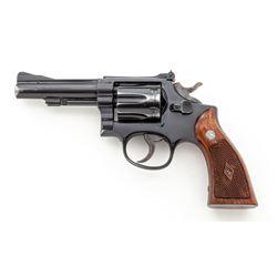 Early S& W K-22 Combat Masterpiece Pre-Model 18 Revolver