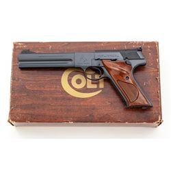 Colt Woodsman 3rd Series Match Target Pistol