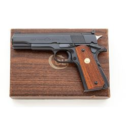 Colt Service Model Ace Semi-Automatic Pistol