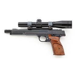 S& W Model 41 Semi-Auto Target Pistol