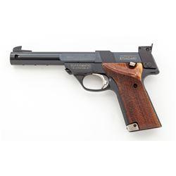 High Standard Supermatic Citation Target Pistol