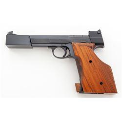 Hammerli International Semi-Auto Target Pistol