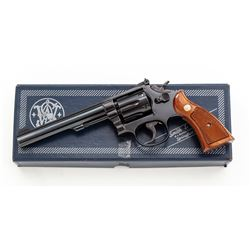 S& W Model 48-4 Double Action Revolver