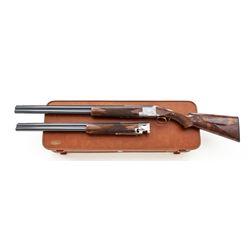 Browning Pointer Grade 2-Barrel Shotgun Set
