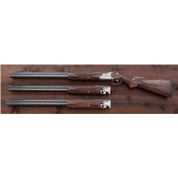 Browning Diana Grade 3-Barrel Small Bore Shotgun Set