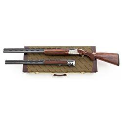 Winchester Model 101 Pigeon Grade XTR 2-Barrel Set