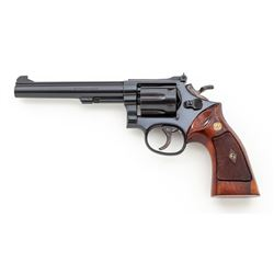 S& W Model 17-4 Double Action Revolver