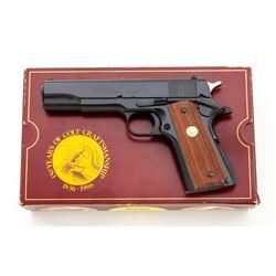 Colt MK IV Series 70 Semi-Automatic Pistol