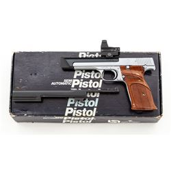 Clark Custom SW Model 41 Semi-Auto Pistol