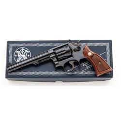 S& W Model 17-3 K-22 Masterpiece Revolver