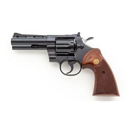 Late 60's Colt Python Double Action Revolver