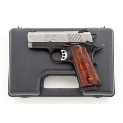 Springfield Model EMP Compact Semi-Auto Pistol