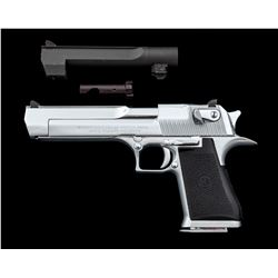 IMI Desert Eagle Semi-Auto Pistol, w/conversion kit