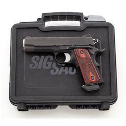 Sig Sauer 1911 Compact RCS Semi-Auto Pistol