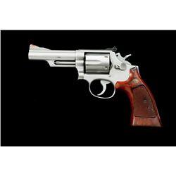 S& W Model 66-1 Double Action Revolver