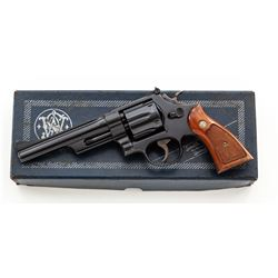 S& W Model 28-2 Double Action Revolver