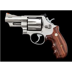 Custom Smith  Wesson Model 657 Revolver