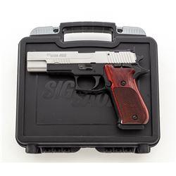 Sig Sauer P220 Super Match Semi-Auto Pistol