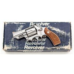 S& W Model 66-2 .357 Combat Magnum Revolver