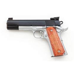 Customized Colt/Springfield 1911-A1 Semi-Auto Pistol