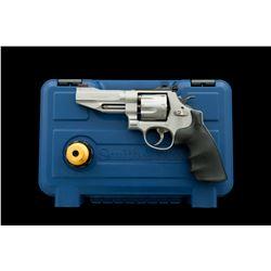 S& W Model 627-5 Pro-Series Double Action Revolver